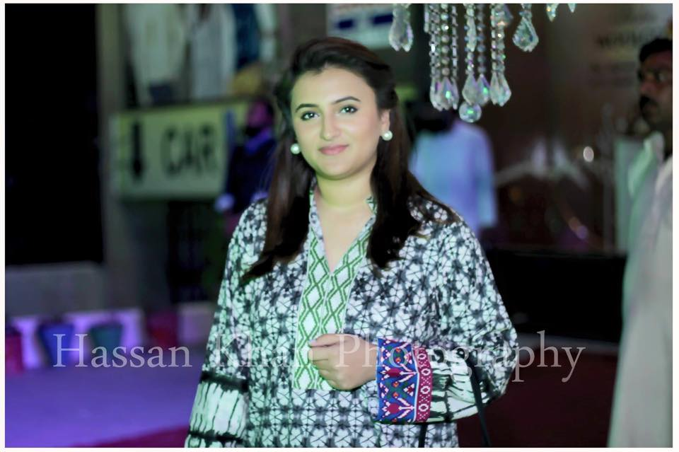 At the HSY Ittehad Lawn Launch (2)
